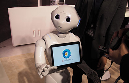 AIとマーケティング(3)~PepperはAIでどこまで実用性が高まるのか~
