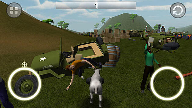 Goat Rampage