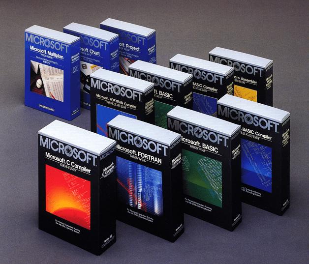 マイクロソフト パッケージ画像