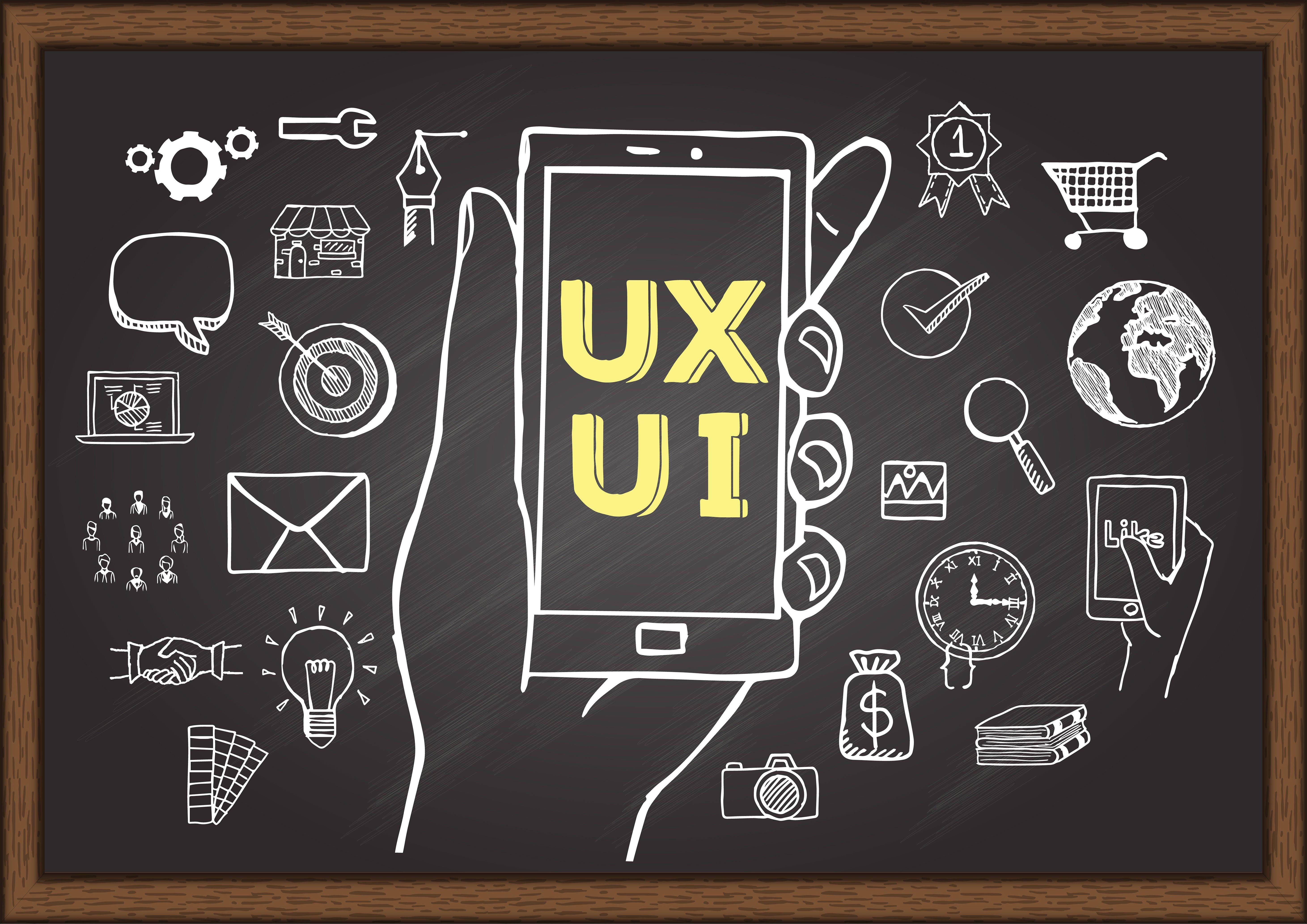 UI・UX、それぞれの意味と違い