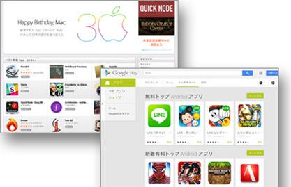 無料で始めるアプリプロモーション(2)~アプリマーケットのランキングロジックまとめ~