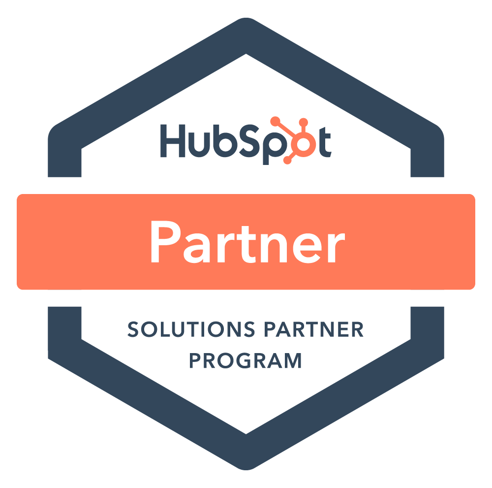 HubSpot Solutions Partner Logo