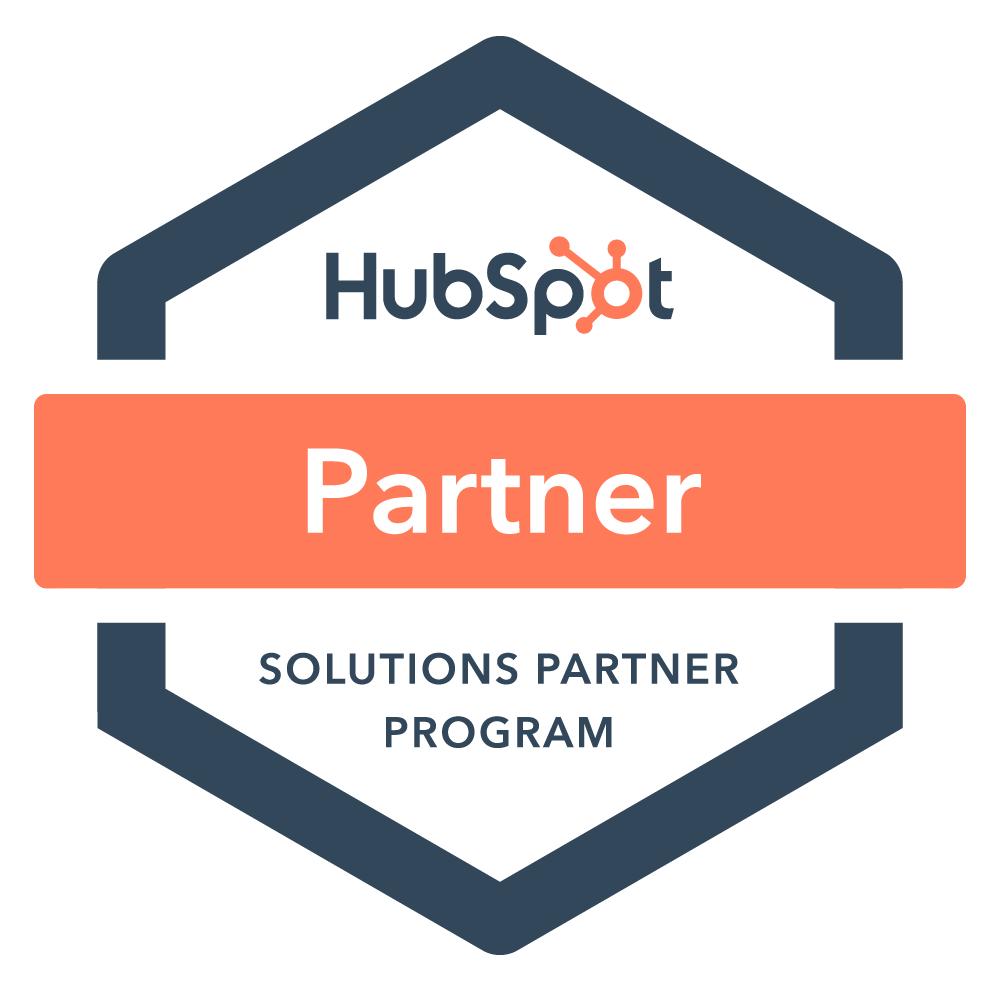 HubSpot Solutions Partner Logo
